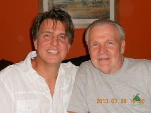 Scott and Bill