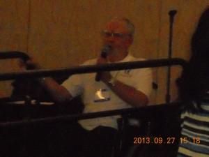Bill Singing