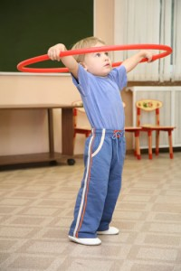 Hula-Hoop Activities for Teaching Math, Science and Physical Development