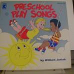 Pre-School Play Songs (Cassette) KIM9118C