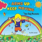 Arms Up, Keep Moving CD (KIM9193CD)