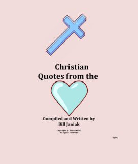 Christian Quotes From The Heart – BJ06