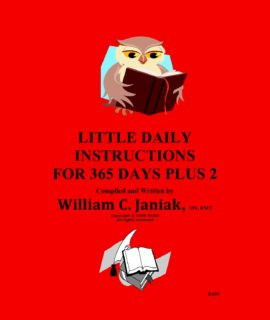 Little Daily Instructions For 365 Days Plus 2 – BJ09