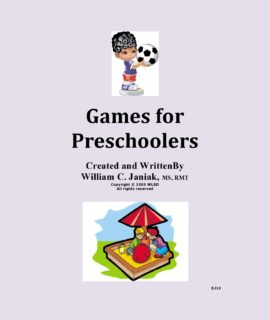 Games For Pre-Schoolers – BJ10