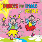 Dances For Little People (KIM0860CD)
