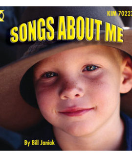 Songs About Me (KIM70223CD)