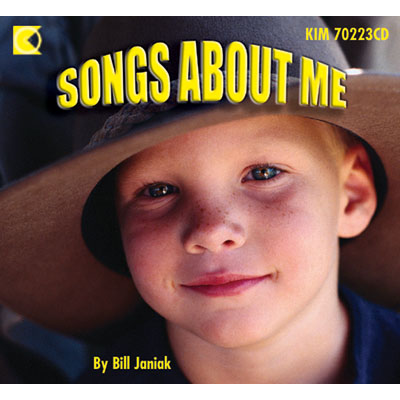 Songs About Me - music therapy for kids