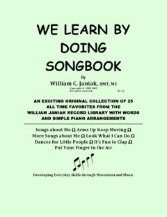 William Janiak's Music Book – BJ11 (available In Print Only)